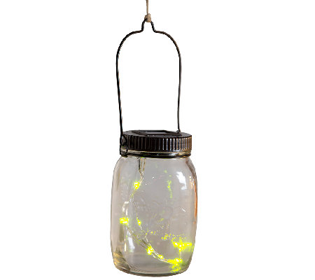 Http Www Qvc Com Plow Hearth Solar Firefly Jar Decorative Outdoor Light Product H287035 Html
