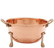 Old Dutch International Decor Copper Berry Colander - H288135