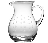 Mikasa Round Pitcher - Cheers Collection - H289235