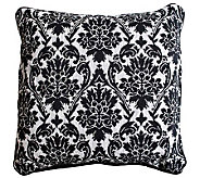 Devonshire 18 x 18 Tapestry Decorative Pillow - H349235