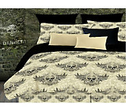 Veratex Winged Skull Full Comforter Set - H351535