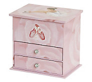 Mele & Co. Casey Girls Musical Ballerina Jewelry Box - H366135