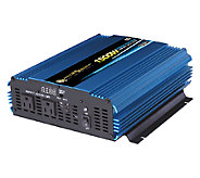 12 Volt DC to AC 1500 Watt Power Inverter - H182736