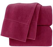 Malden Mills Queen Super Soft Polarfleece Sheet Set - H202936