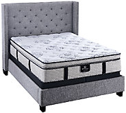 Serta Perfect Sleeper Elite Vibrancy CK 13 Pillow Top Mattress Set - H205536