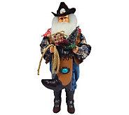 18 Cowboy Santa by Santas Workshop - H281336