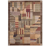 Nourison Atlas 36 x 56 Framework Machine Made Rug - H350336