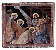 Adoration of the Magi Throw - H361636