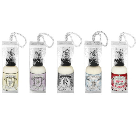 Poo Pourri S 5 2oz Bathroom Deodorizers In Ornament Gift Boxes