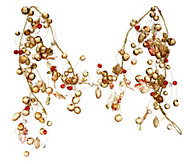 4 Beaded and Jeweled Autumn Garland by Valerie - H203737