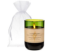 Luminara Flameless Candle in Wine Bottle with Gift Bag - H206637