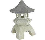 Design Toscano Asian Pagoda Lantern Garden Sculpture - Medium - H283637