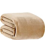 Berkshire Blanket Dobby Knit VelvetLoft King Blanket - H288237