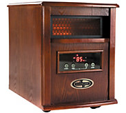 Snow Joe Glo 1500-Watt Infrared Quartz Heater - H288437