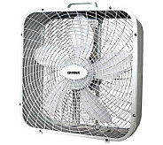 Optimus 20 Box Fan - H368037