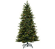 Bethlehem Lights 9 Noble Spruce Christmas Tree w/Instant Power - H203538