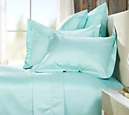 Northern Nights 500TC 100Cotton Set of 2 Dobby Shams - H211438