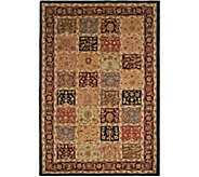 Royal Palace Special Edition 86x126 Tabriz Panel Wool Rug - H213338