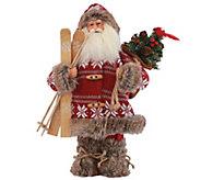 15 Snowbound Santa by Santas Workshop - H289538