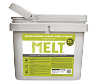 Snow Joe Melt 25-lb Premium Enviro-Blend Ice Melter with CMA - H290438