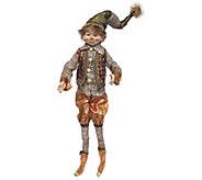 Floridus Elves 16 Milo Elf Figurine - H294738