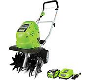 Greenworks 40V GMAX Cultivator - H295038