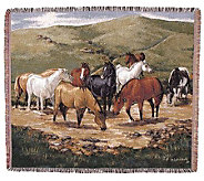 Cripple Creek Remuda Throw - H361638