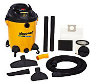 Shop-Vac Hardware 14-Gallon Wet/Dry Pump Vacuum - H365438