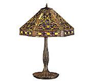 Tiffany Style 24 Elizabethan Table Lamp - H122439