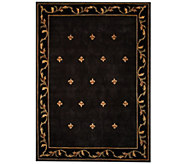 Royal Palace Special Edition Fleur De Lis 8 x 11 Wool Rug - H202639