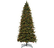 As Is Bethlehem Lights 12 Heritage Spruce Christmas Tree - H210839