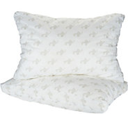 MyPillow Made in America Supima Cotton Queen 2-Pack Pillows - H211439