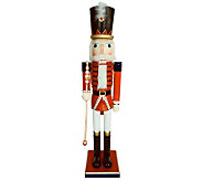 60 Royal Guard Nutcracker with Sword by Santas Workshop - H281639