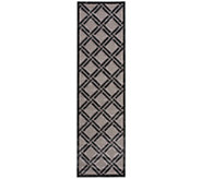 Graphic Illusions 23 x 8 Rug by Nourison - H286339