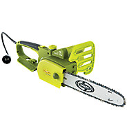 Sun Joe Saw Joe 12 9-Amp Electric Chainsaw - H286939