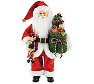 15-1/2 Bag Full of Toys Santa by Santas Workshop - H287339