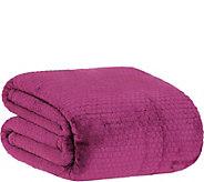 Berkshire Blanket Dobby Knit VelvetLoft Twin Blanket - H288239