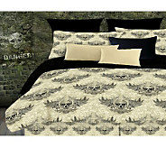 Veratex Winged Skull Twin Comforter Set - H351539