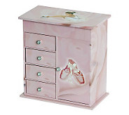 Mele & Co. Callie Girls Musical Ballerina Jewelry Box - H366139