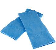 Malden Mills Set of 2 Super Soft Polarfleece Pillowcases - H202940