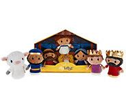 Hallmark Itty Bitty 8-Piece Nativity Set - H208940