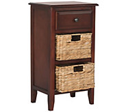 Safavieh Everly Side Table with Drawers - H209740