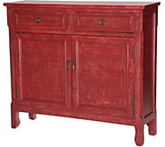 Two Door Denim Cupboard by Valerie - H210540