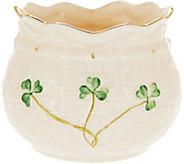 Belleek Kells Choice of Vase or Bowl - H211040