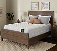 Serta Brookgate Cushion Firm Twin Mattress Set - H292040