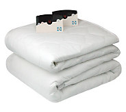 Biddeford Heated Queen Size Mattress Pad - H353540