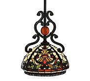 Tiffany Style 12W Baroque Pendant Light - H355940