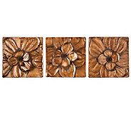 Magnolia 3pc Wall Panel Set - H357140