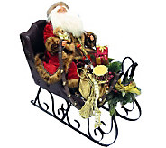 Santa in Sleigh by Santas Workshop - H362940