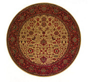Couristan 710 Everest Tabriz Round Rug - H160341